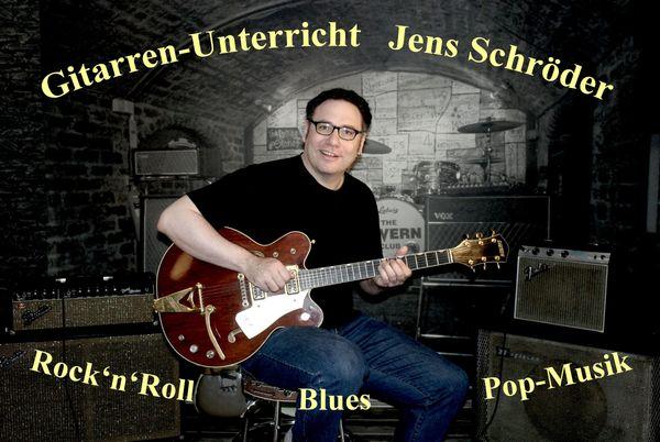 Gitarren-Unterricht Hamburg Jenfeld