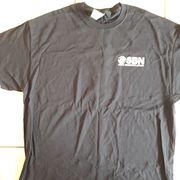 2x JSM XL T-Shirt NEU