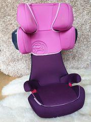Kindersitz CYBEX SOLUTION X-Fix neuwertig