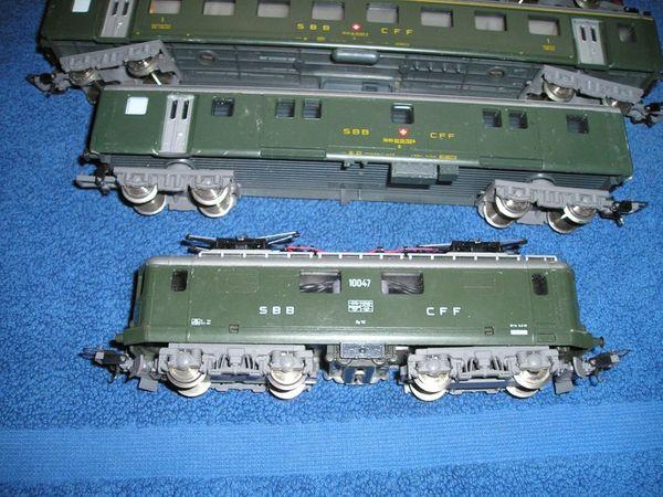 LIMA 5 teiliges Zug Set