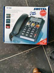 Festnetztelefon für Rentner