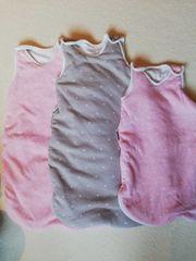 3 Baby Schlafsäcke
