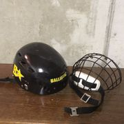 Eishockey Inline Hockey Helm mit