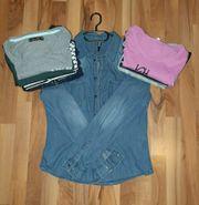 Kleiderpaket Damen L XL 17-teilig