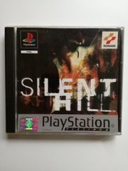 Silent Hill PlayStation One PS