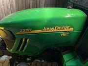 John Deere Kleintraktor 2320 Diesel