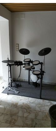 YAMAHA E-Drum DTX582K Schlagzeug
