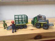 Playmobil Dinosaurier Transporter
