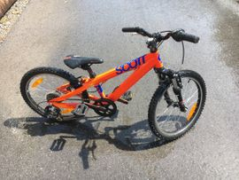 kinder fahrrad scott voltage jr 20 mountainbike kinderfahrrad