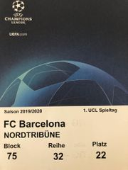 Uefa Champions League Ticket
