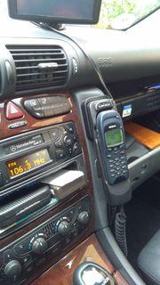 Benz C 200 CDI Telefon-Freisprechanlage