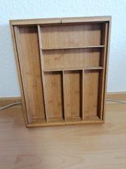 Bambus Besteckkasten zuverkaufen