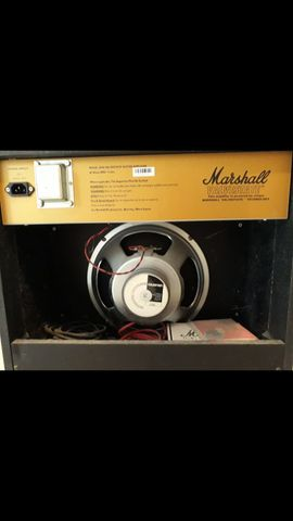 Gitarren/-zubehör - Marshall-Verstärker
