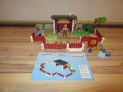 Playmobil 5531 Tierpflegestation mit Freigehege