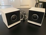 Teufel Raumfeld Stereo Cubes in