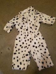Fasching Kostüm Hund Dalmatiner Gr