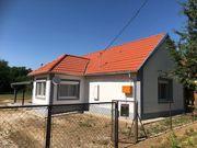 Ungarn Renoviertes Haus auf der