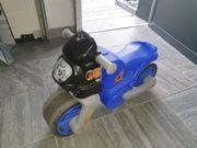 Big Polizei-Motorrad Laufrad