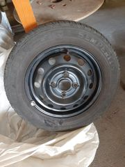 4x Reifen mit Felge
