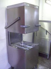 Winterhalter Spülmaschine GS 502 mit