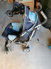 Baby plus Buggy