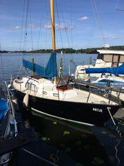Klassische Segelyacht Typ Trintel 1