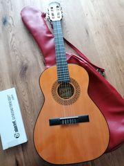 Gitarre 3 4 mit roter