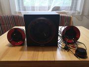 Philips 2 1 PC Lautsprechersystem