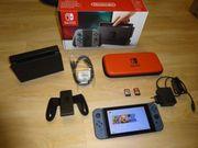Notverkauf Nintendo Switch top zustand