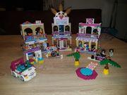 Lego Friends Einkaufszentrum 41058 plus