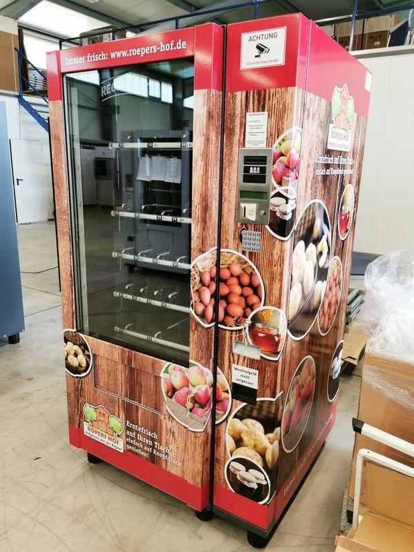 gebrauchte Regiobox - Verkaufsautomat