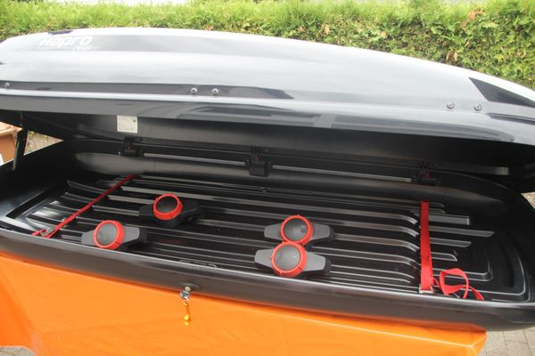Dachbox HAPRO 430 Liter