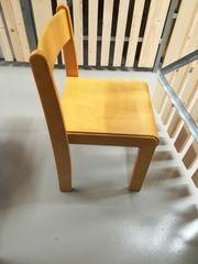 2x Kinderstühle Holz