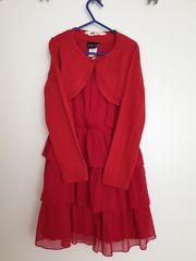 Sehr schönes Kleid mit Bolero