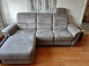 Couch mit ottomane Bettkasten und