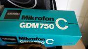 Mikrofon GDM750