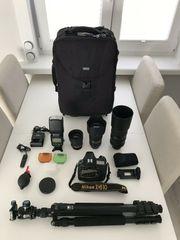 Fotoausrüstung Nikon D610