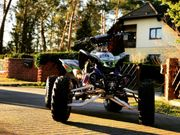 Yamaha BigBore YFZ450