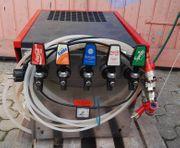 Hartek Zapfanlage Durchlaufkühler Kühlung Druckmesser