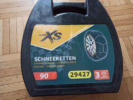 Auto XS 90 Schneeketten für Größe Räder..