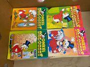50 Onkel Dagobert Comics in