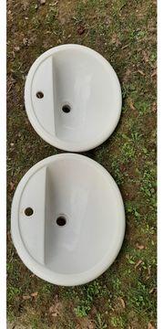 Einbau-Waschbecken