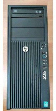 CAD Workstation HP Z420 8
