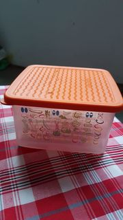 TUPPERWARE Kühlschrank-Box als Hilfe für