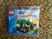 Lego City - Bauer mit Traktor