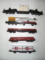 1 Märklin H0 Güterwagen