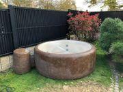 Whirlpool Outdoor bis 6 Personen