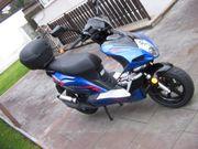 MOTORROLLER-LUXXON-JACKFIRE-SPORT-50-ORG 560KM-2018-AUTOM-2TAKTER-NP 1999 --FP 1299