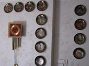 Porzellan Kunsttellersammlung zu verkaufen