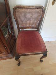 4 Neo Chipendale Kreuzflecht Stühle